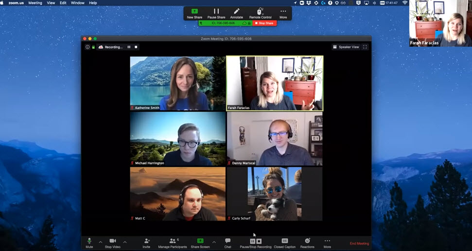 Aplicación para hacer videollamadas,  desde celulares, smartphones, tabletas y ordenadores